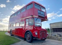 London Bus for weddings in Bristol